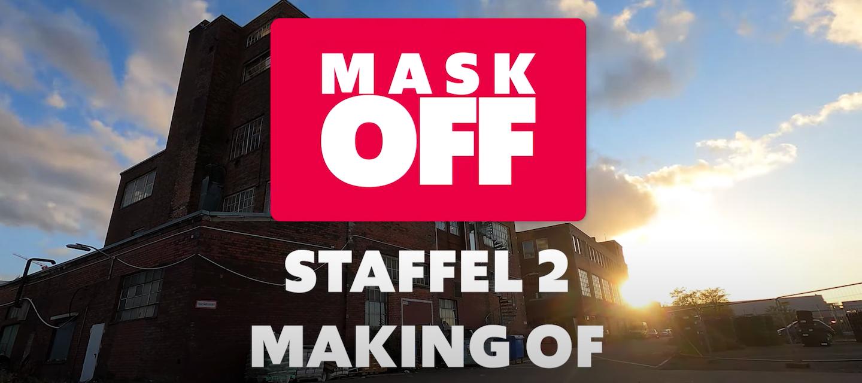 Exklusiv: Ein Blick hinter die Kulissen der Serie Mask OFF