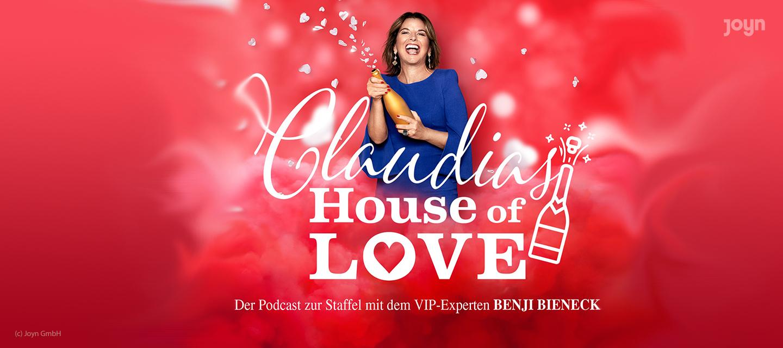 NEU: Der Podcast zu Claudias House of Love
