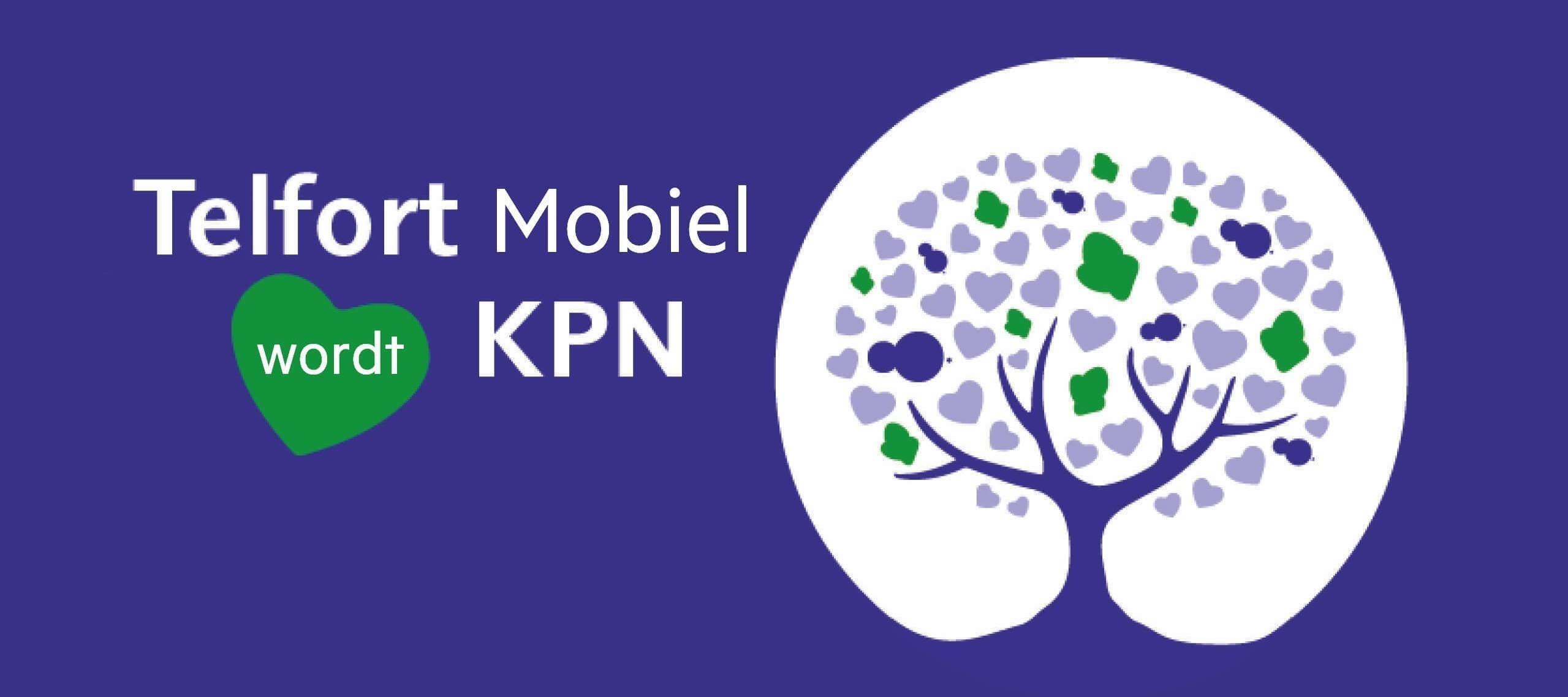 KPN klantnummer na Telfort Mobiel migratie