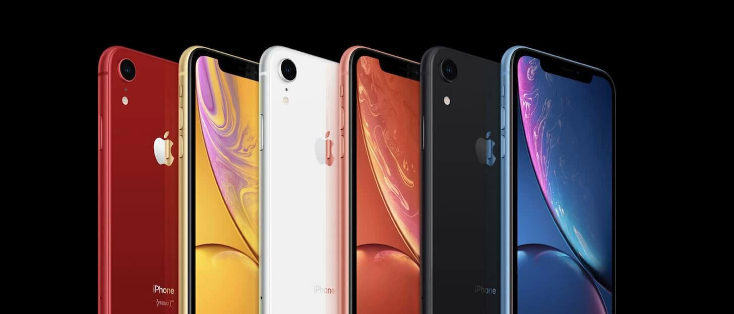 iPhone XR | Bijna voor een appel en een ei