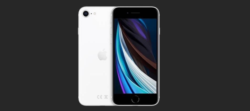 Nieuwe iPhone SE (2020)
