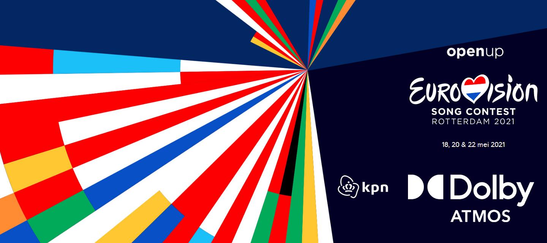 Het Eurovisie Songfestival in Dolby Atmos bij KPN