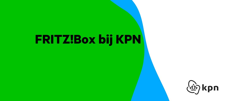 FRITZ!Box bij KPN