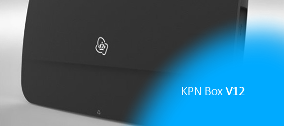 KPN Box 12 –  Instellingen webinterface