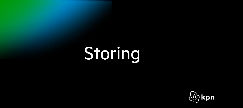 [Opgelost] Storing i-TV programma gids en opnames niet beschikbaar