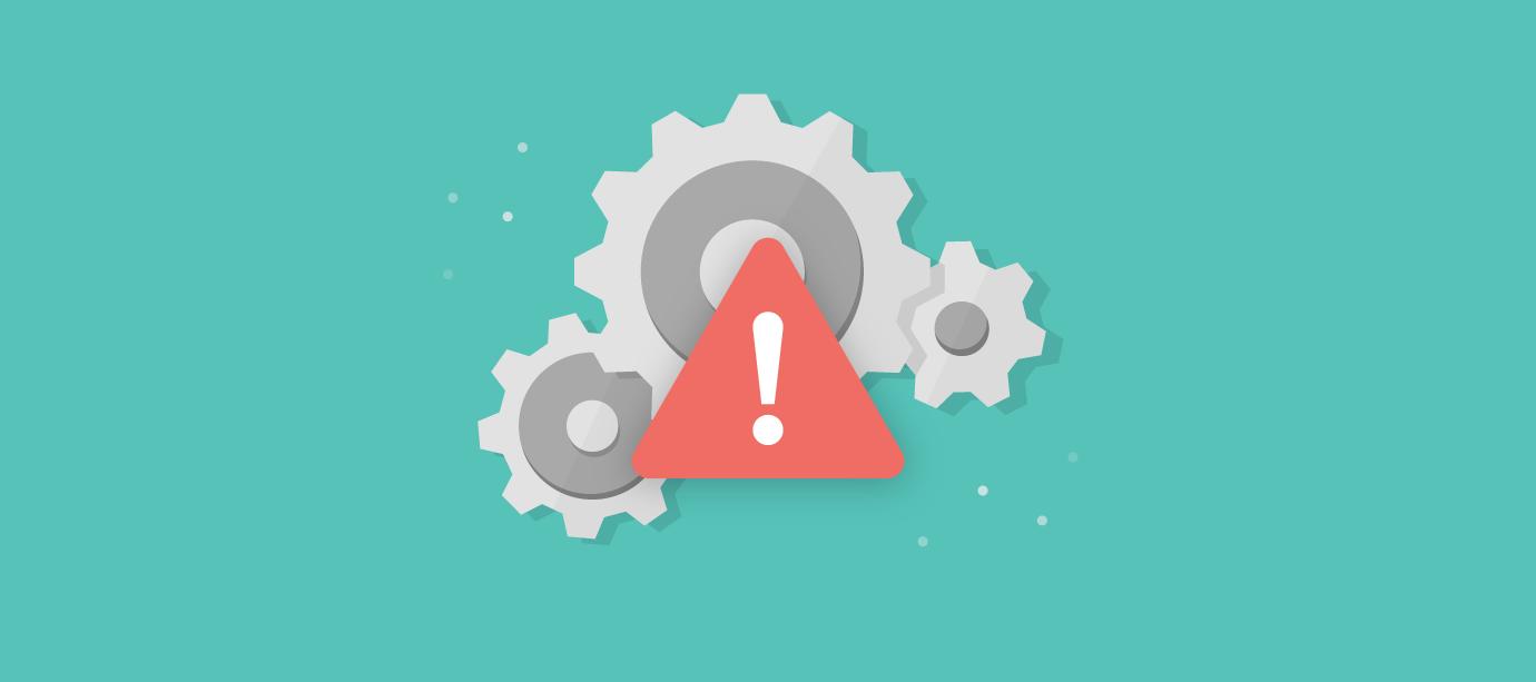 Mogelijke problemen met e-mail (server reageert niet, inloggegevens kloppen niet)