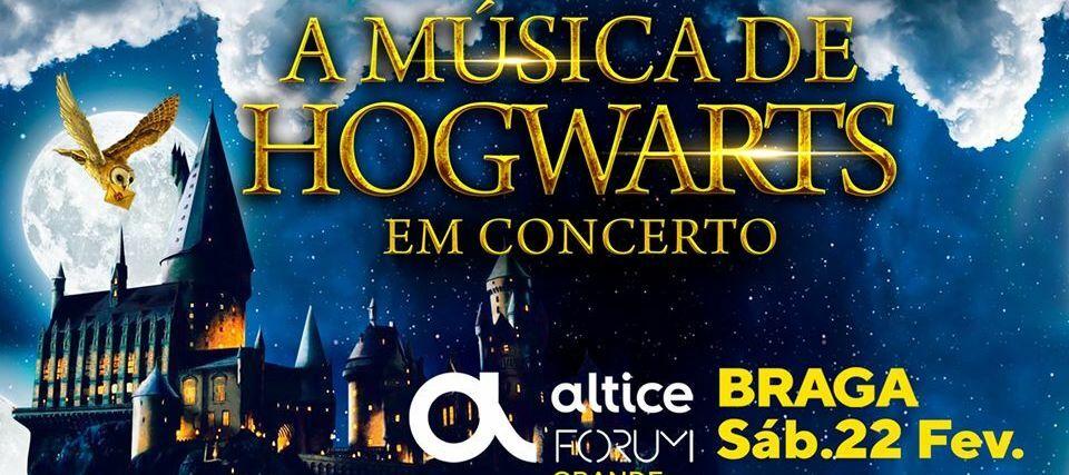 A Música de Hogwarts em concerto - Altice Braga