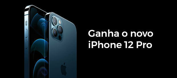 iPhone 12 Pro - Participa e Ganha com o my MEO