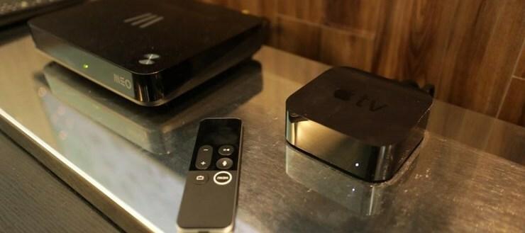 A TV do MEO chegou à Apple TV