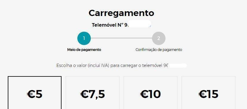 Como carregar o saldo do cartão pre-pago online
