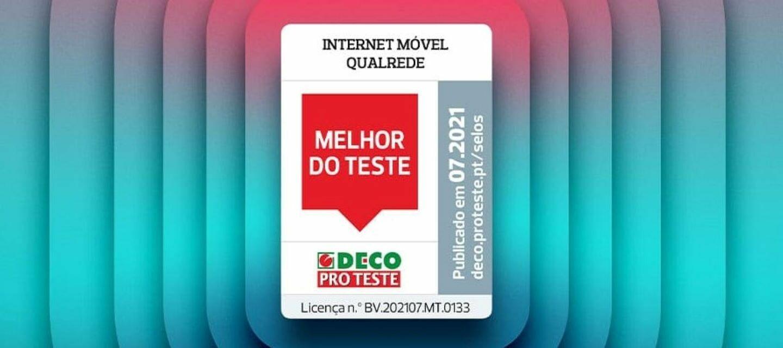 """MEO: """"Melhor do Teste - Internet Móvel"""" da DECO PROTESTE"""