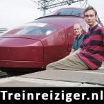 treinreiziger