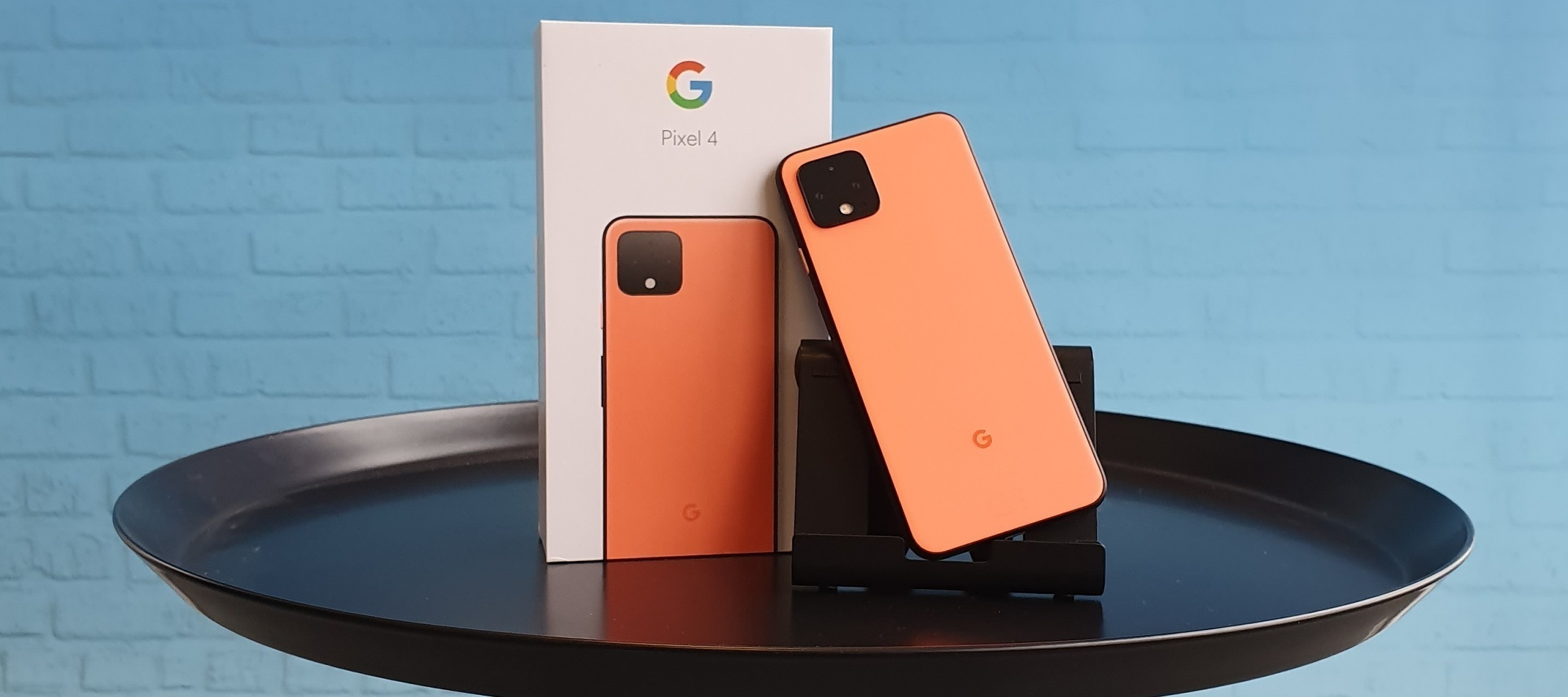 Google Pixel 4 Testgerät - oh so orange, oh so good?
