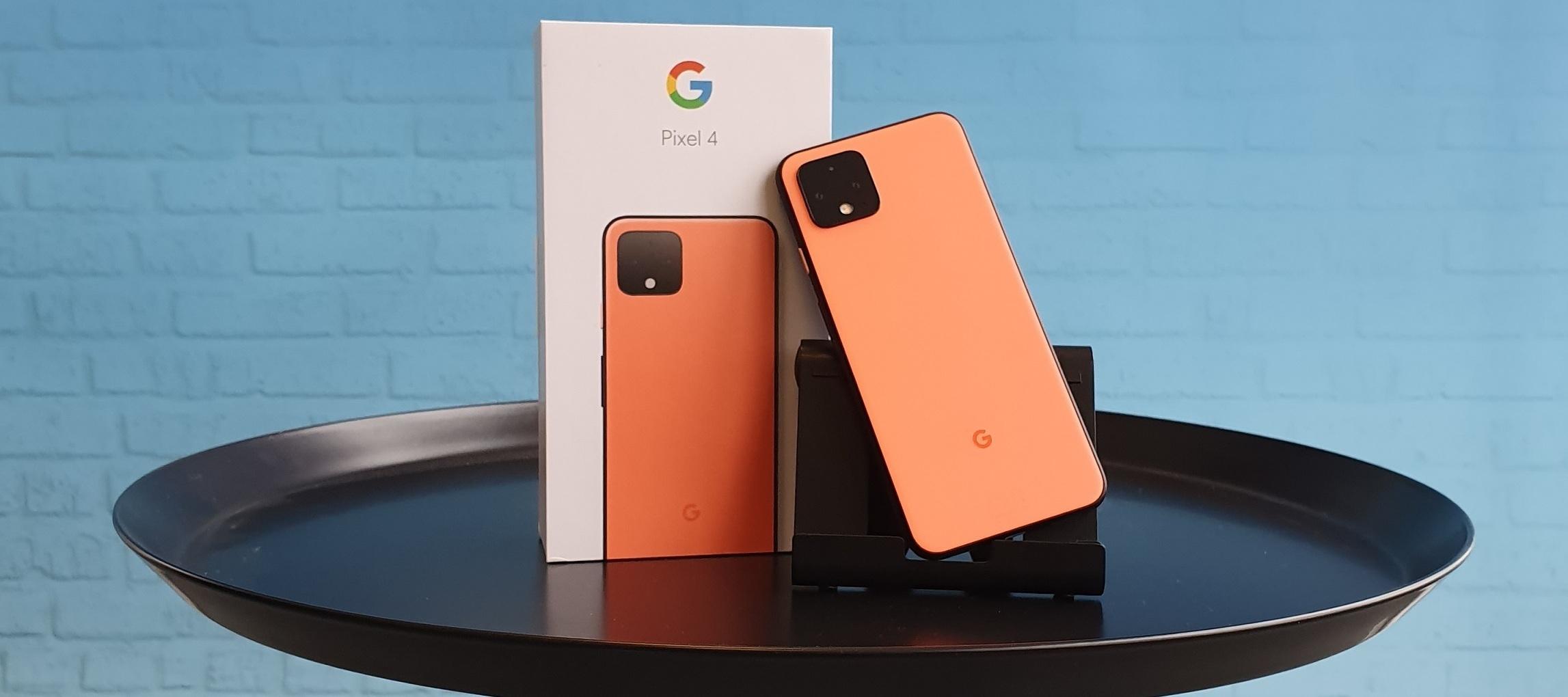 Google Pixel 4 Testgerät – Werde Smartphone-Tester/in und mache das neue Jahr bunt!
