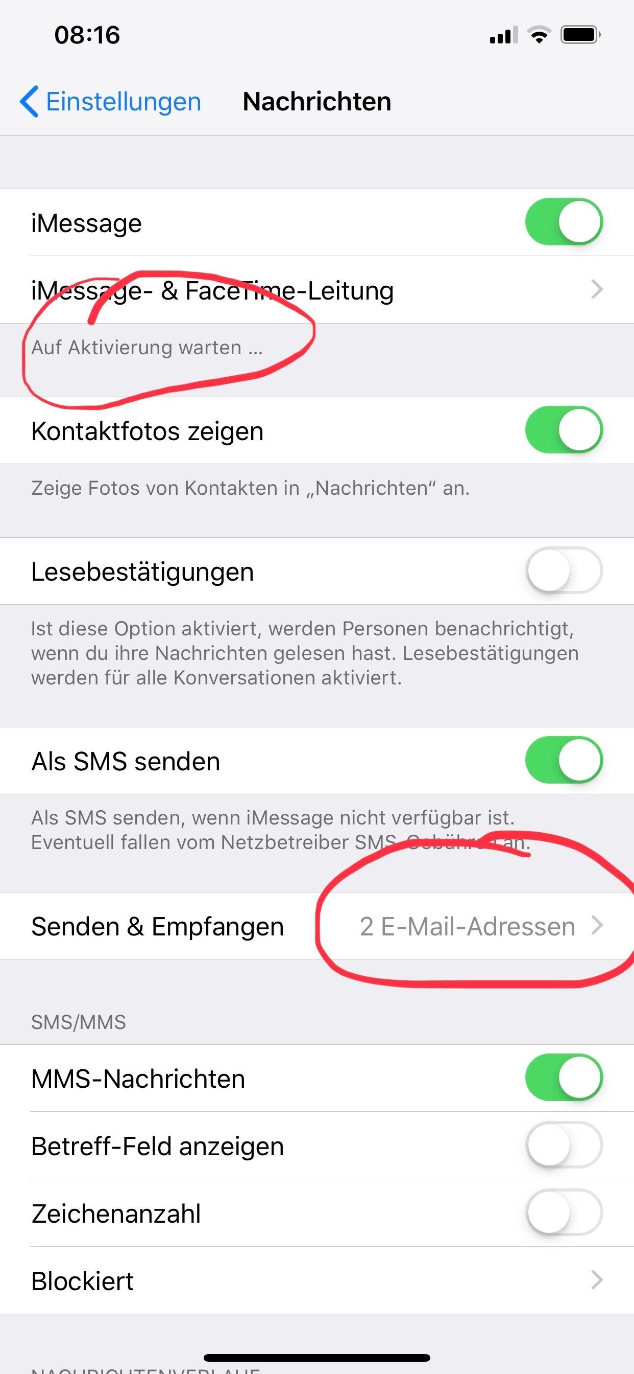 Fake handynummer sms senden und empfangen