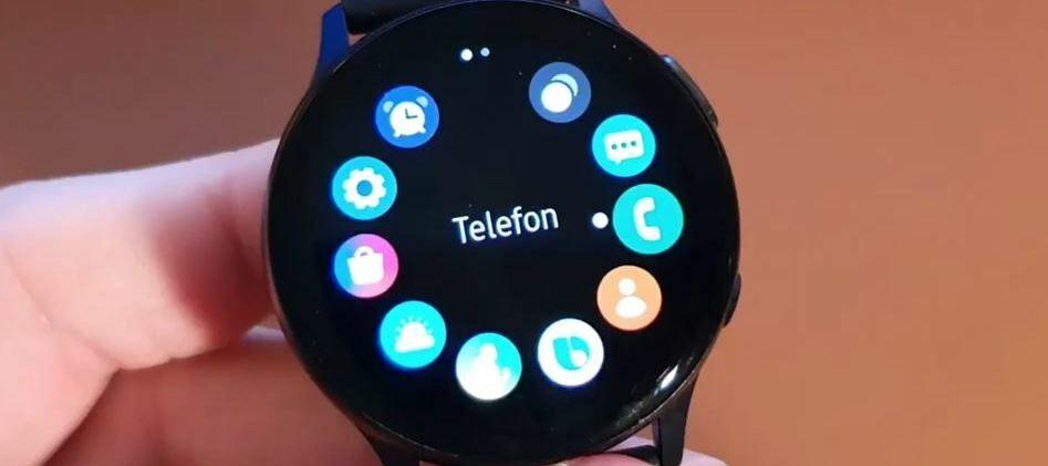 Wie man Nachrichten und Anrufe verwaltet auf der Samsung Galaxy Watch Active 2