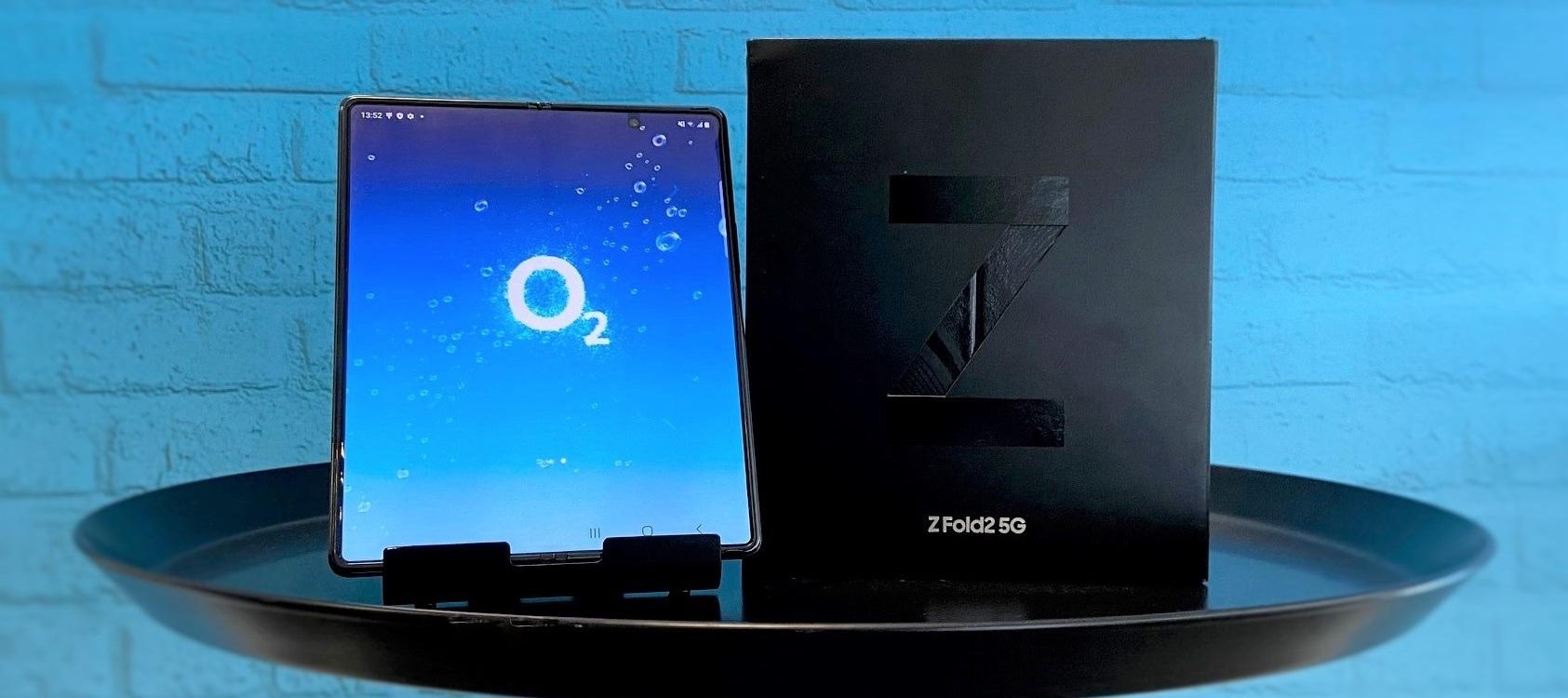 Samsung Galaxy Z Fold2 Testgerät - Bis es klappt