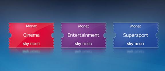 sky ticket anmelden