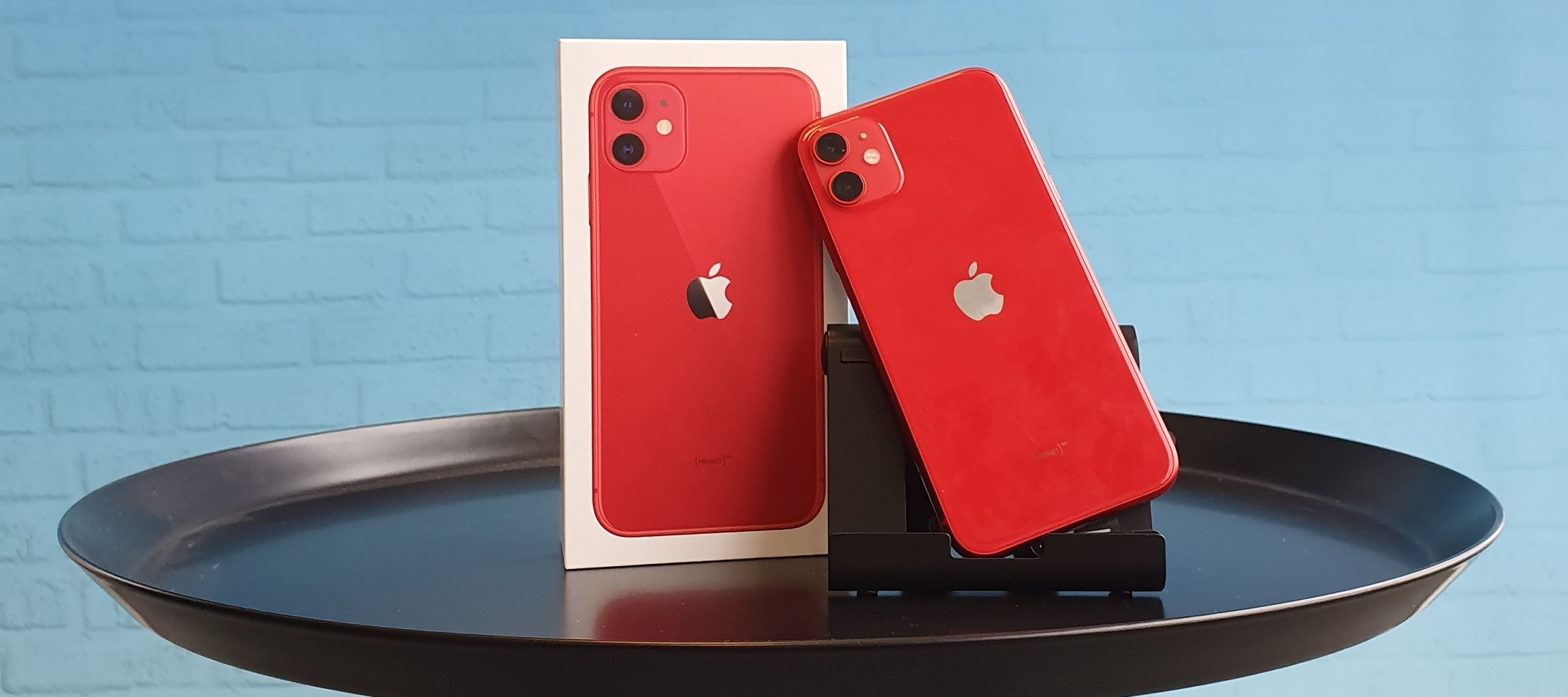 iPhone 11 Testgerät: Ein knalliger roter Apfel zum Anbeißen! Jetzt bewerben und Tester/in werden!