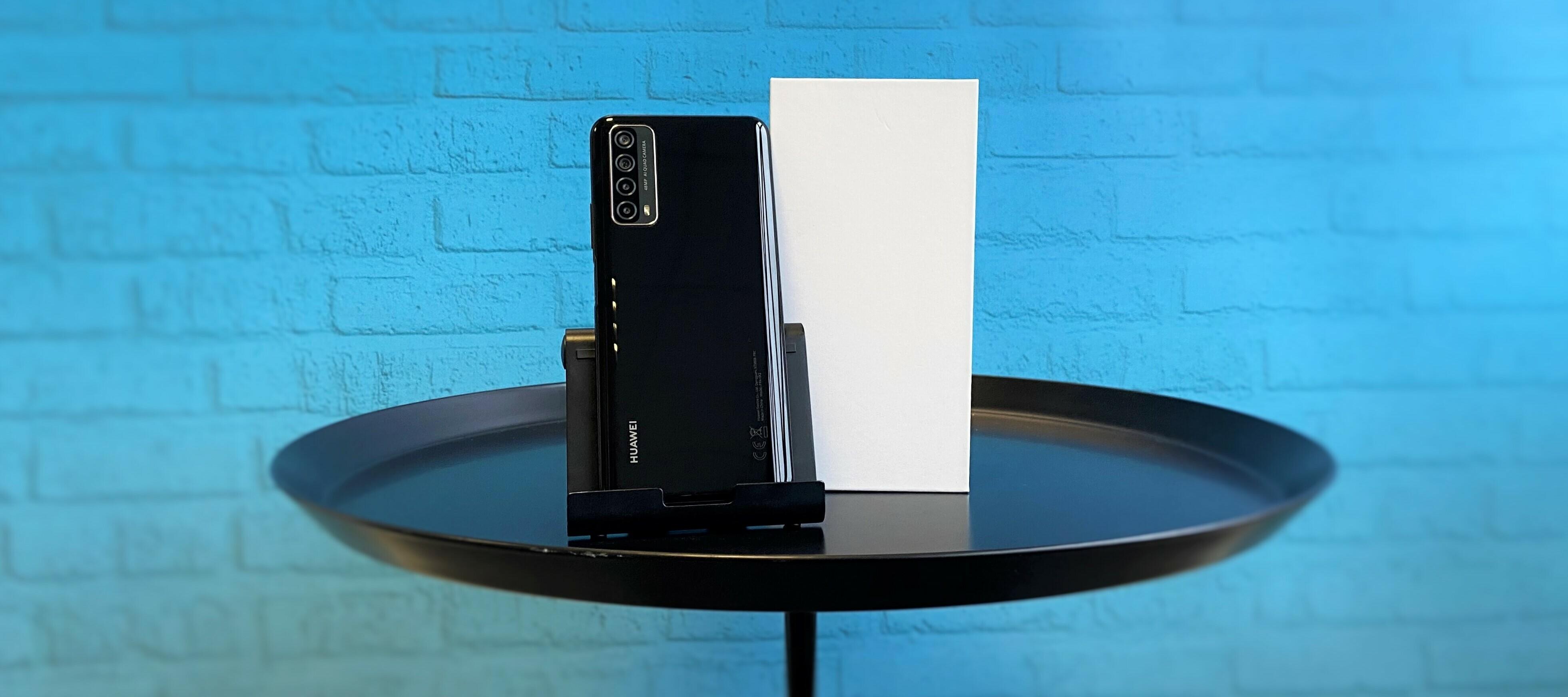 Huawei P Smart 2021 - teste das neueste Modell!