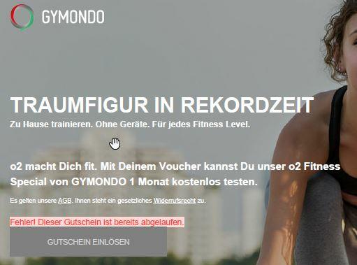 Gymondo Abo kündigen   O₂ Community