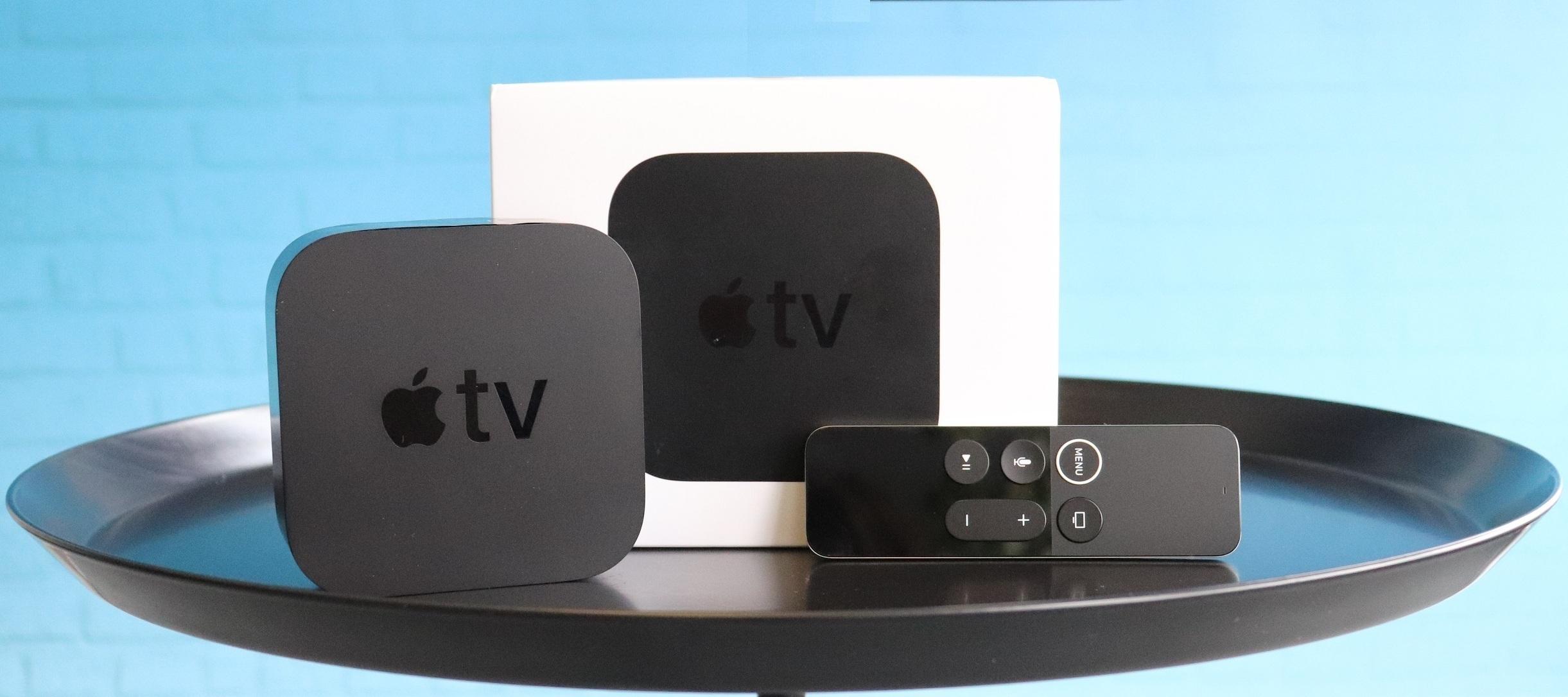 Apple TV 4K Testgerät: Werde Tester/in und mach dir eine schöne Zeit - Bewirb dich jetzt!
