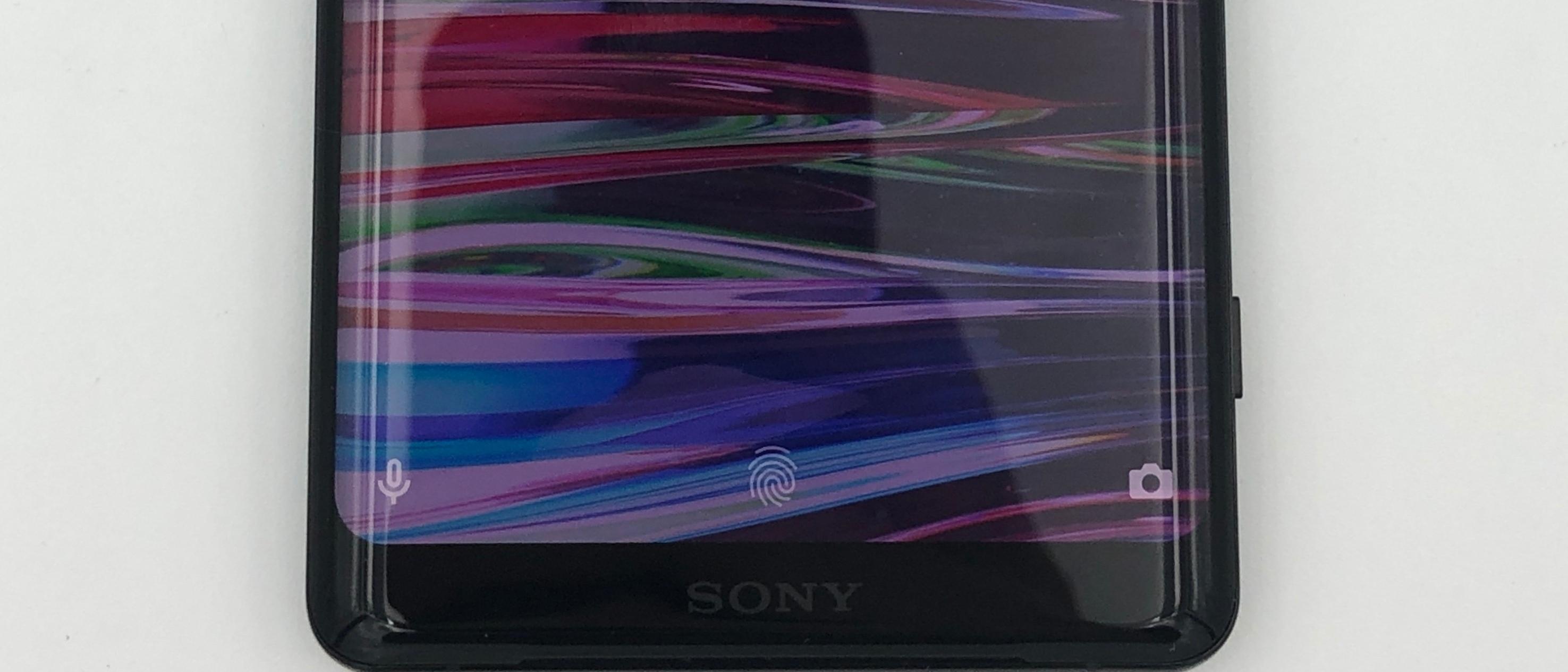 Testgerät Sony Xperia XZ3