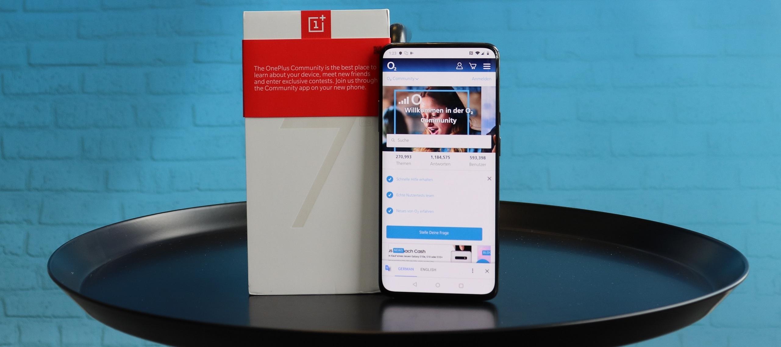 OnePlus 7 Pro Testgerät: Notchlos glücklich? Jetzt bewerben und Smartphone Tester/in werden!