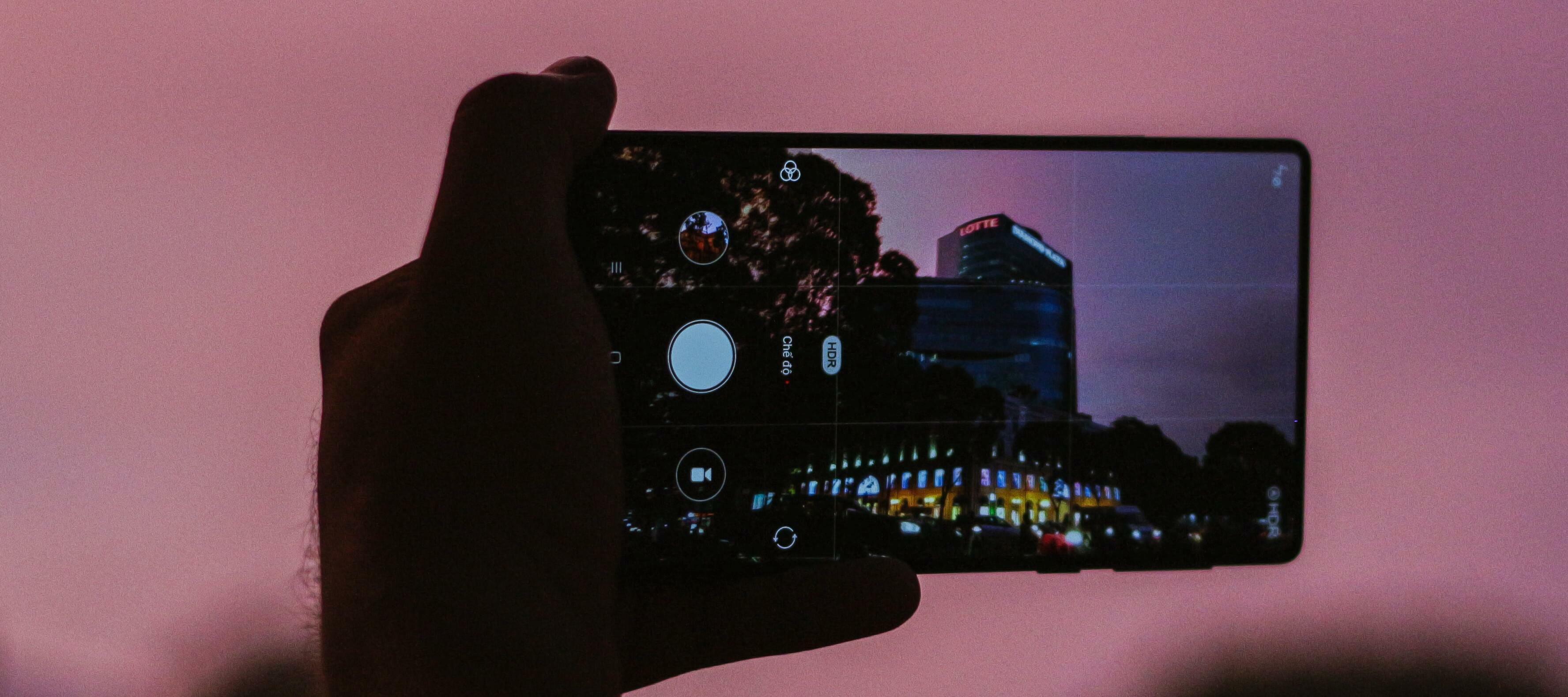 Xiaomi MI10 lite Test