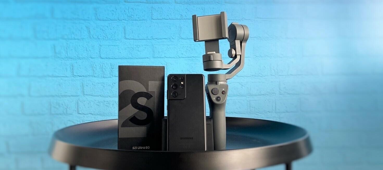Samsung Galaxy S21 Ultra 5G Testgerät - Mit 108 Megapixel als Produkttester:in durchstarten