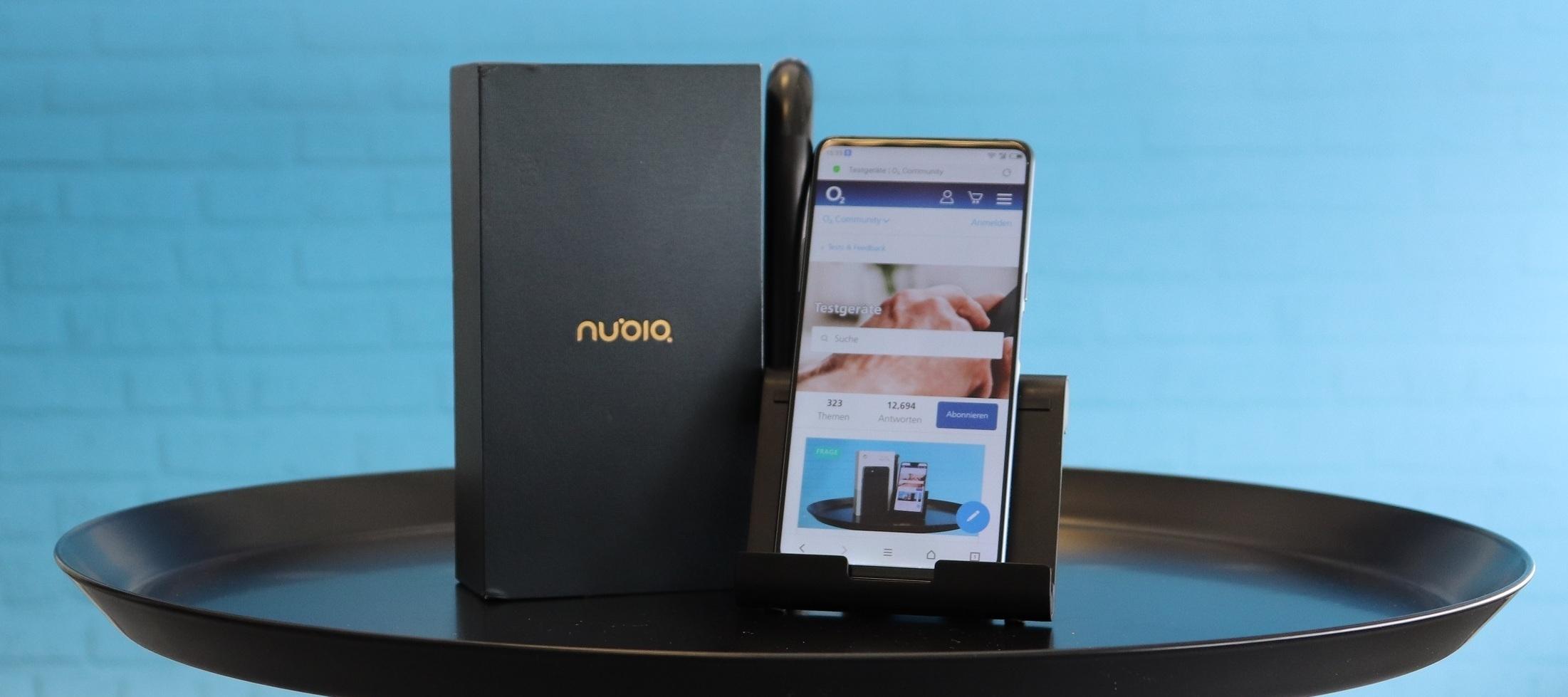 ZTE Nubia X - doppeltes Display gleich doppelt gutes Smartphone-Erlebnis