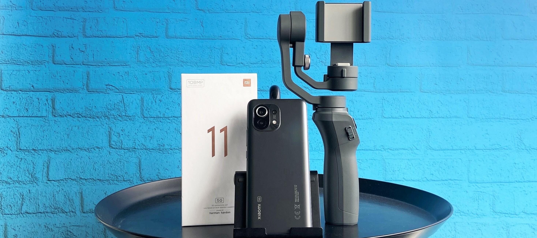 Xiaomi Mi 11 5G & Osmo Mobile 2 Gimbal - teste mit uns und werde Regisseur:in!