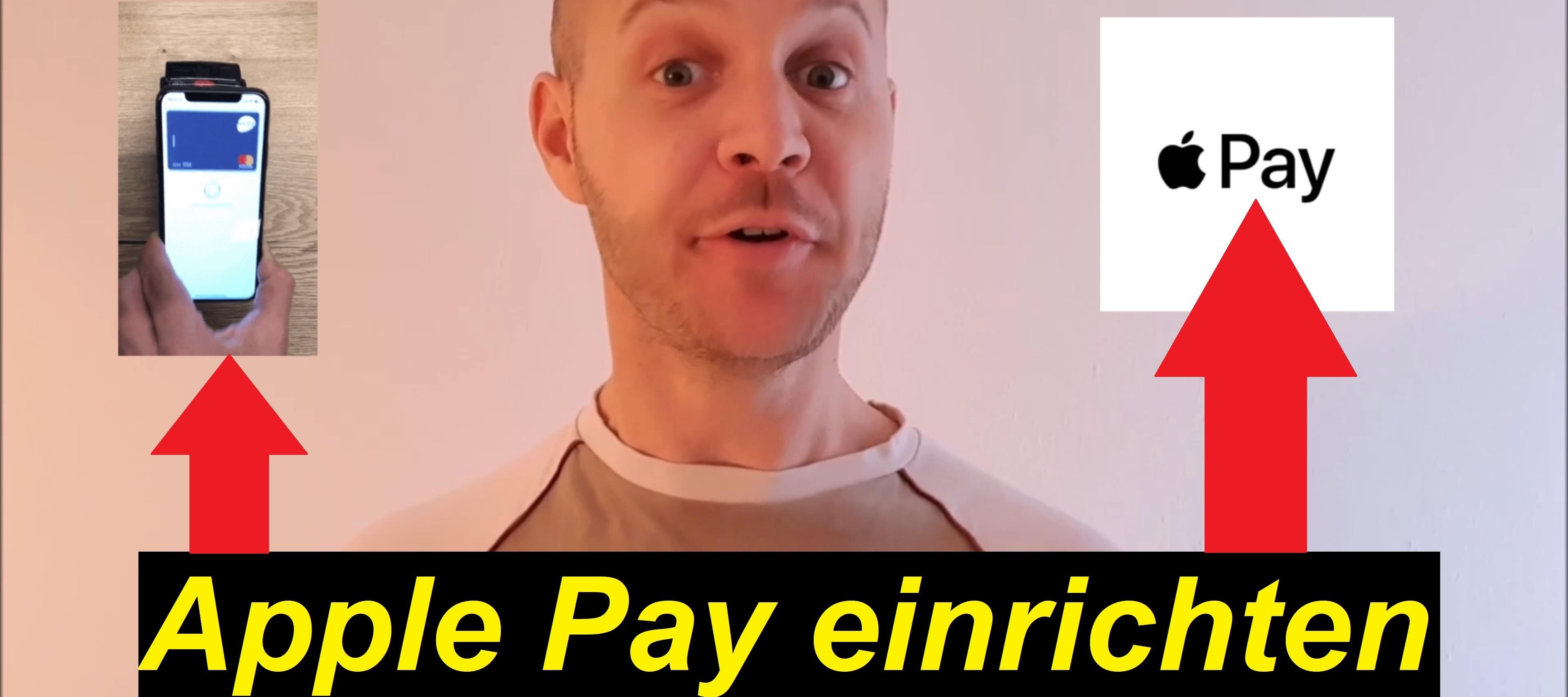 Tutorial: Apple Pay einrichten + aktivieren