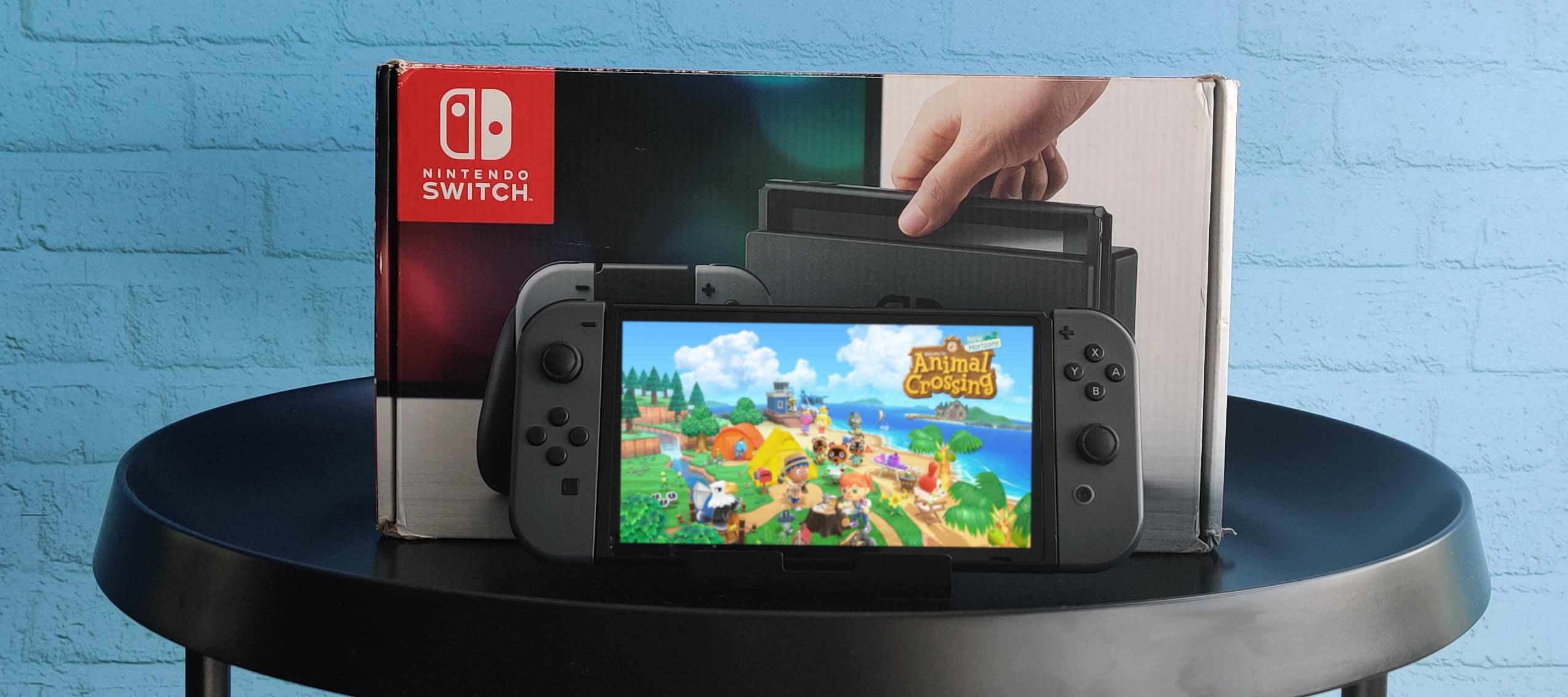 Nintendo Switch - Spiele testen bis die Konsole raucht!