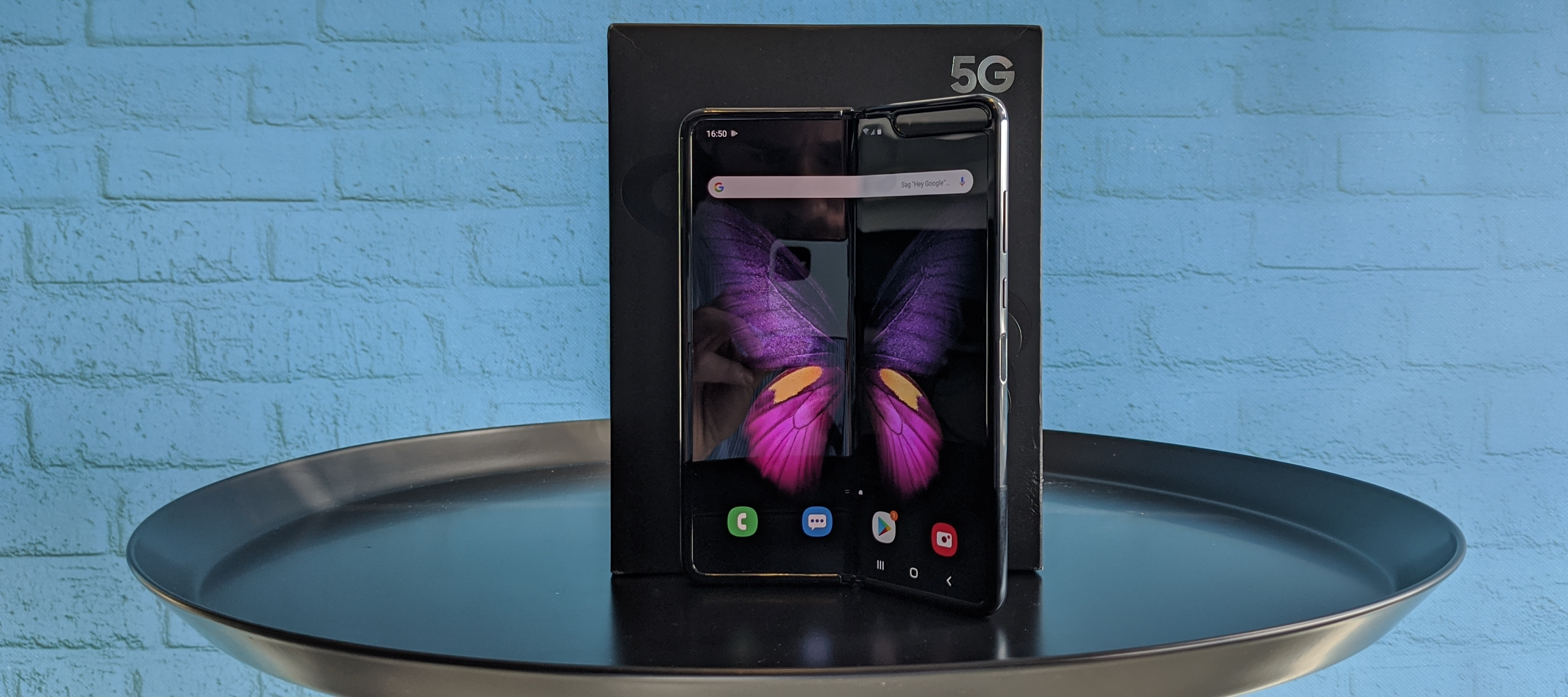 Samsung Galaxy Fold Testgerät: Klappen, falten, testen - jetzt bewerben!