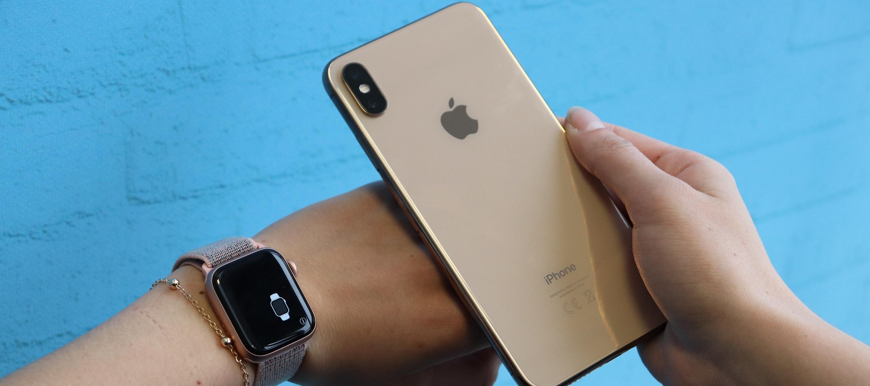 iPhone Xs Max & Apple Watch S4 Testgeräte-Bundle: Teste das Maximum von Apple!