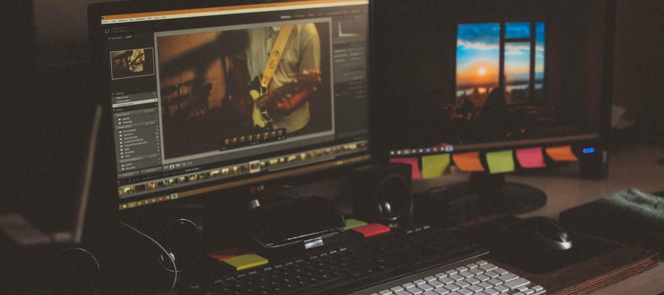Kreative Workflows: Bilder und Videos bearbeiten
