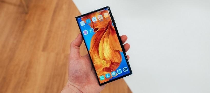 Das Huawei Mate Xs - Huawei stellt neues, faltbares Smartphone vor.