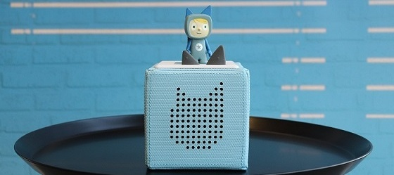Das Testgerät für dich und dein Kind! Die Toniebox mit Kreativ-Tonie.