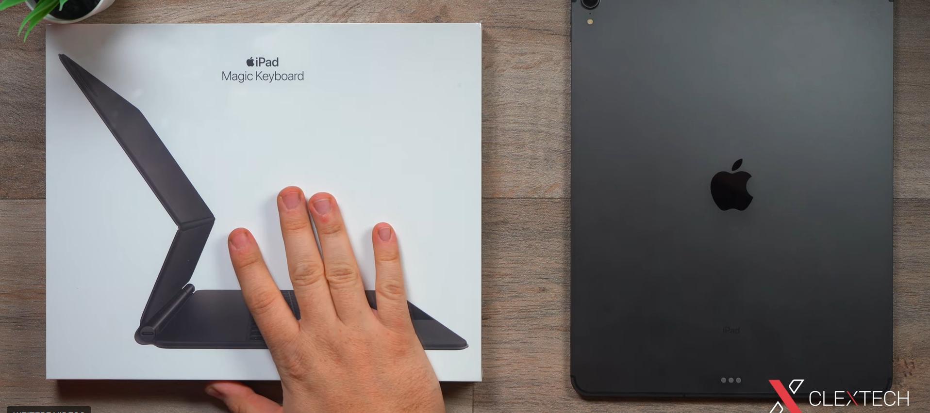 Apple Magic Keyboard Unboxing und erster Eindruck