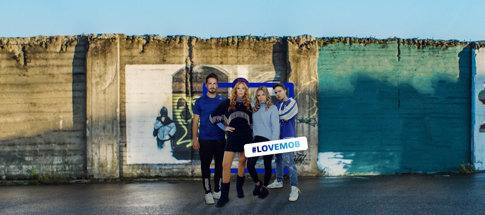 #LOVEMOB – gemeinsam gegen Cybermobbing!