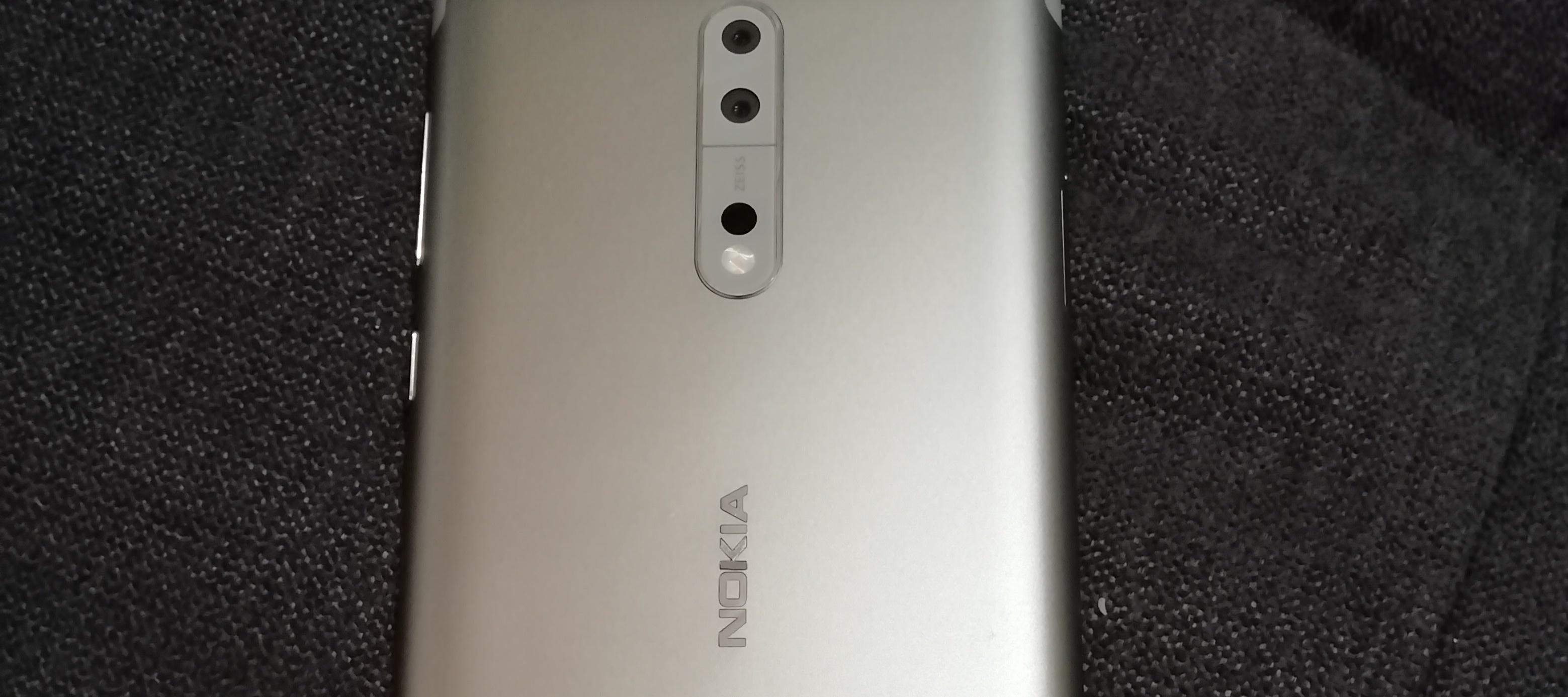 Das Nokia 8. Auch 2019 ein solides Flagschiff