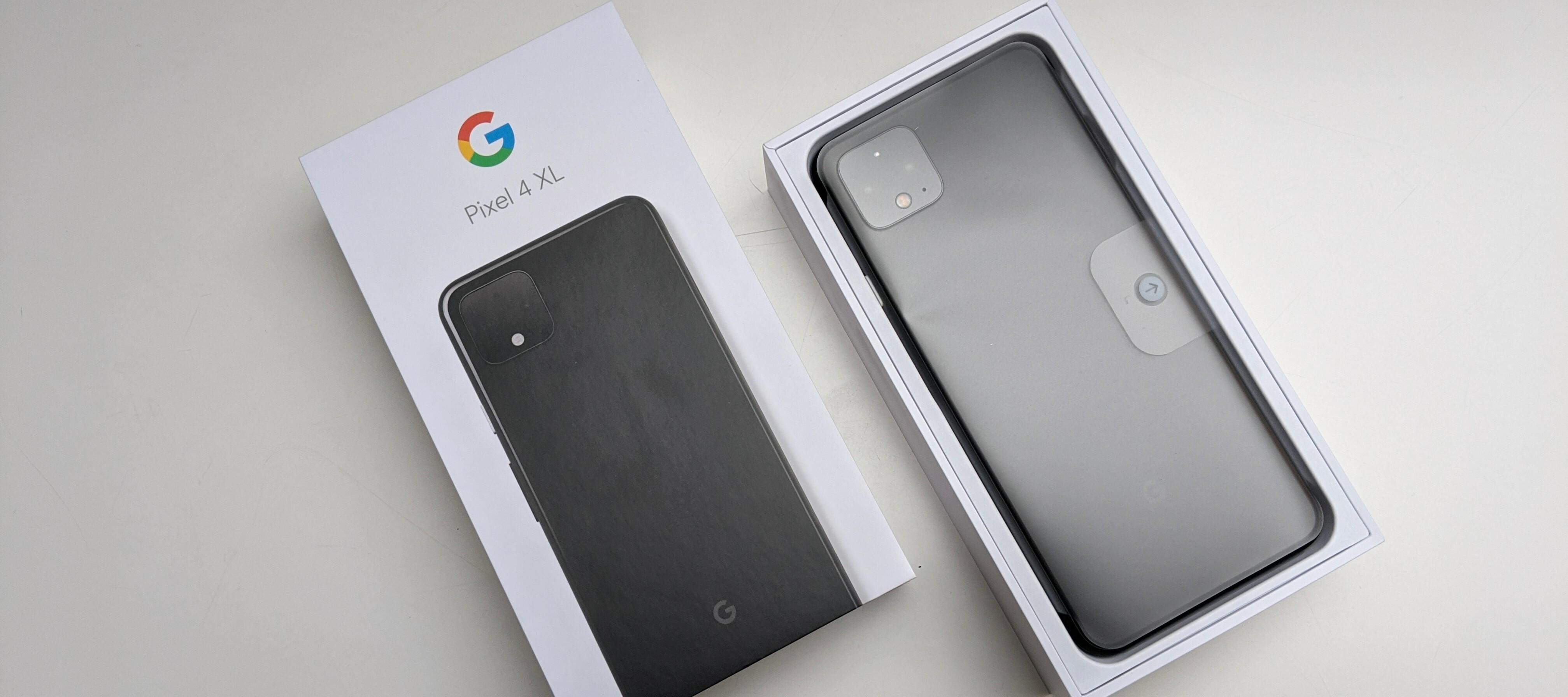 Meine ersten zwei Wochen mit dem Google Pixel 4 XL