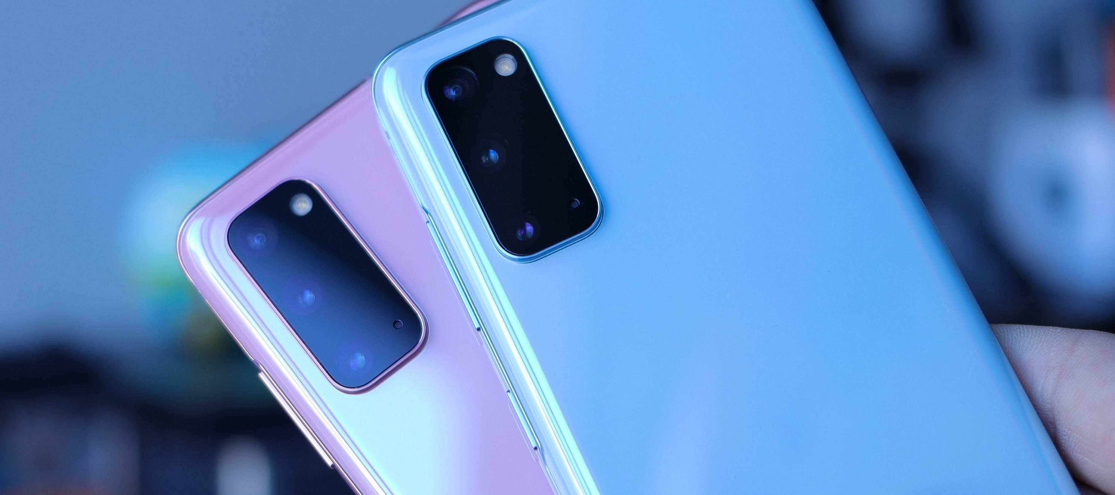 Die neuen Samsung Galaxy S20 Modelle sind da - Jetzt bei o2!