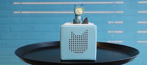 Die Toniebox als Testgerät. Das Audio-Gadget für dich und dein Kind.