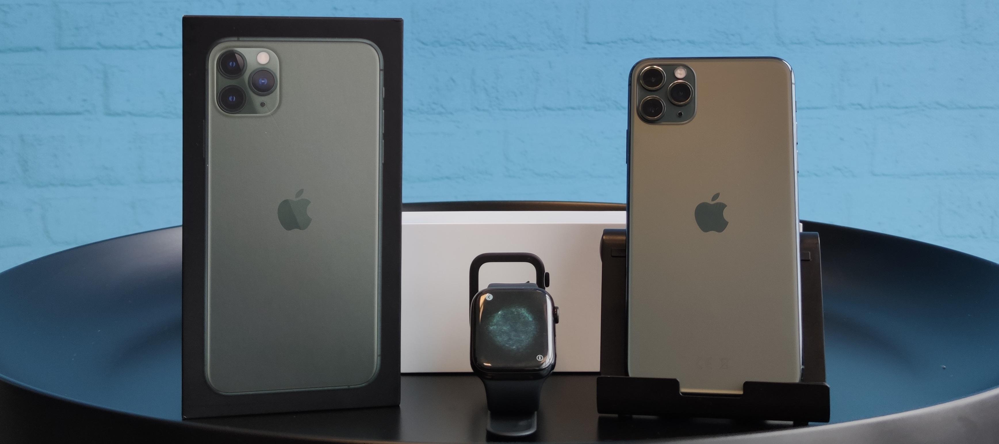 Es wird wieder gebundelt. Bewirb dich jetzt und werde Produkttester*in des iPhone 11 Pro Max & der Apple Watch S4!
