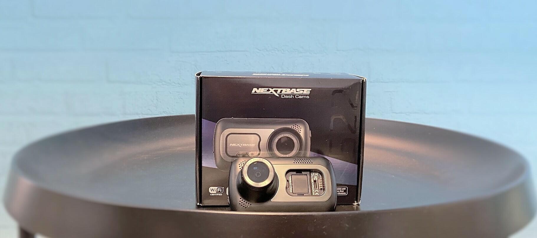 Die Dashcam 522GW von Nextbase als Testgerät - Dein Produkttest für die Straße