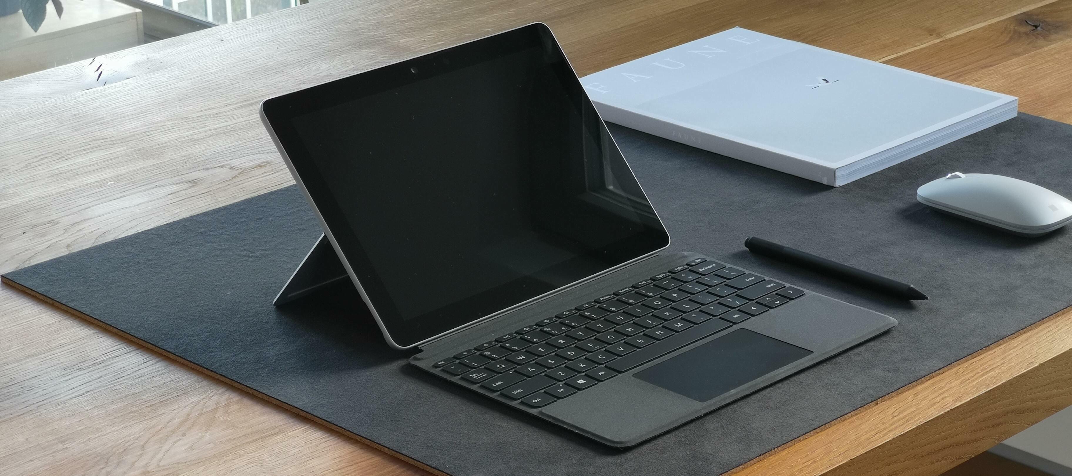 Erfahrungsbericht zum Microsoft Surface Pro X mit Signatur-Tastatur in Schwarz + Surface Slim Pen im Bundle