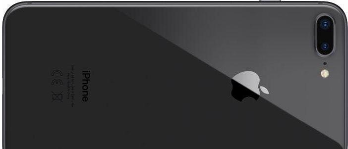 Das elegante und edle iPhone 8 Plus - Ich liebe es !