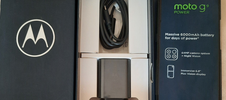 Motorola g9 Power, Akkumonster oder einfach nur schwer, meine Erfahrung
